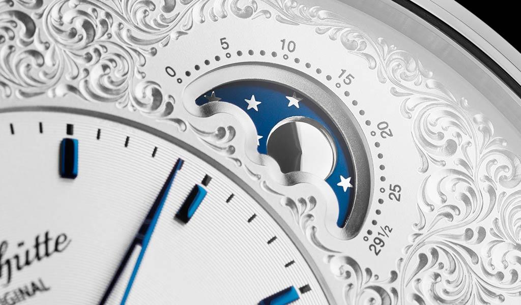 Наручные часы PanoLunar Tourbillon