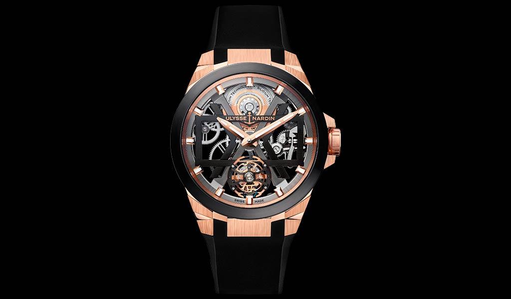 Новые мужские часы Ulysse Nardin