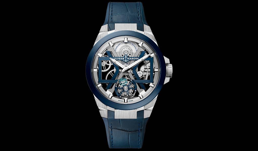 Новинка часы Ulysse Nardin