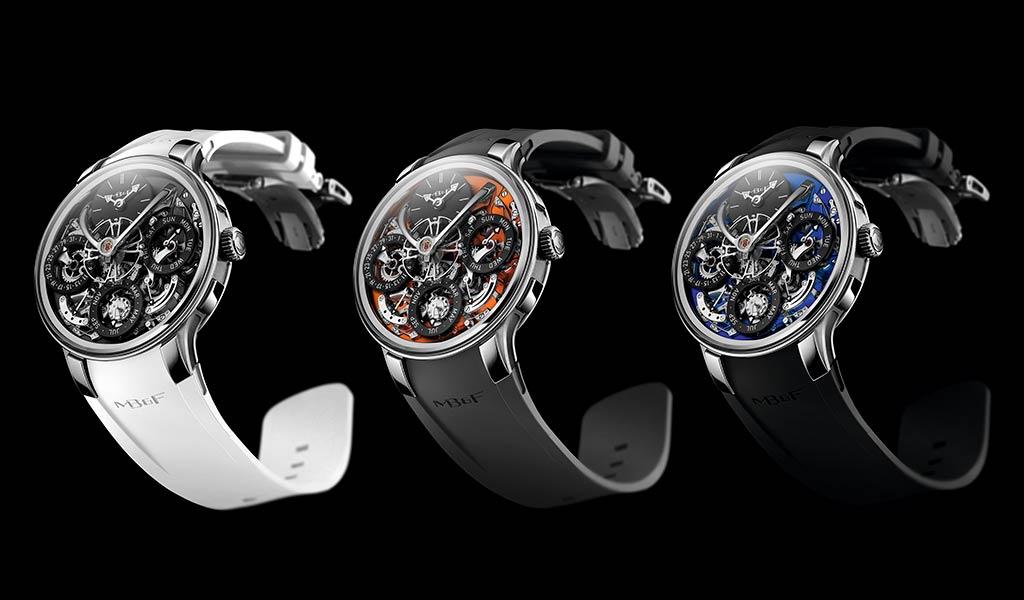 Наручные часы MB&F LM Perpetual EVO