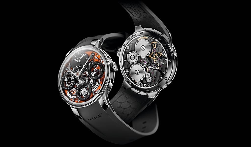 Новые часы MB&F LM Perpetual EVO