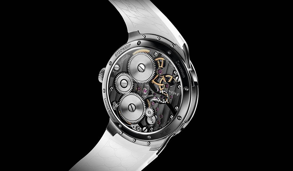 Новые наручные часы MB&F LM Perpetual EVO