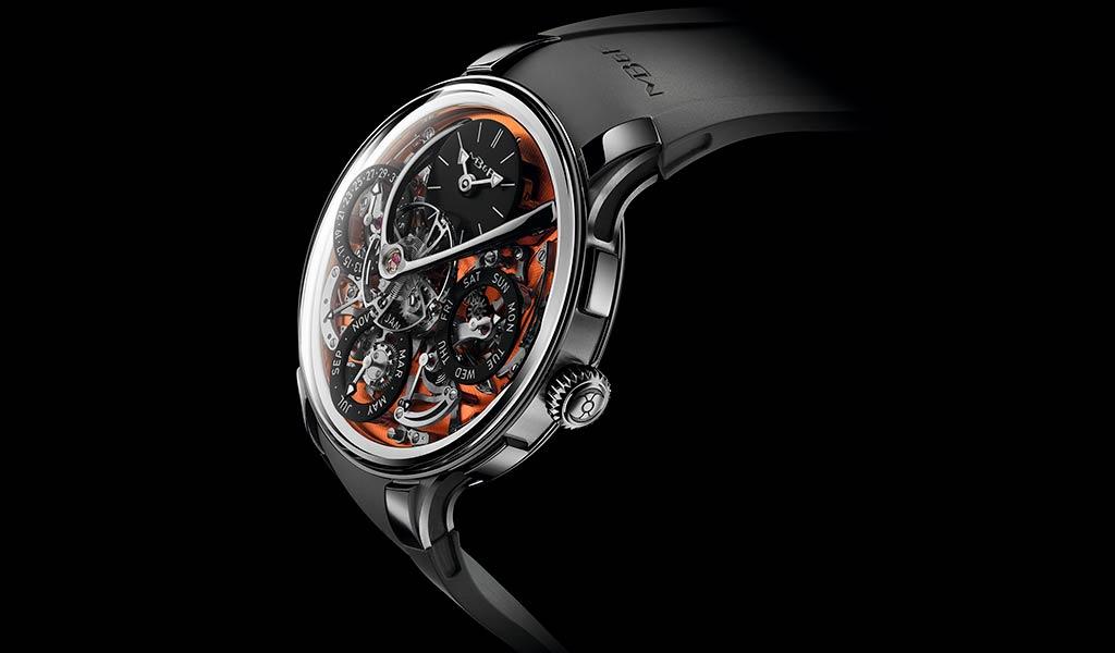Часы наручные MB&F LM Perpetual EVO