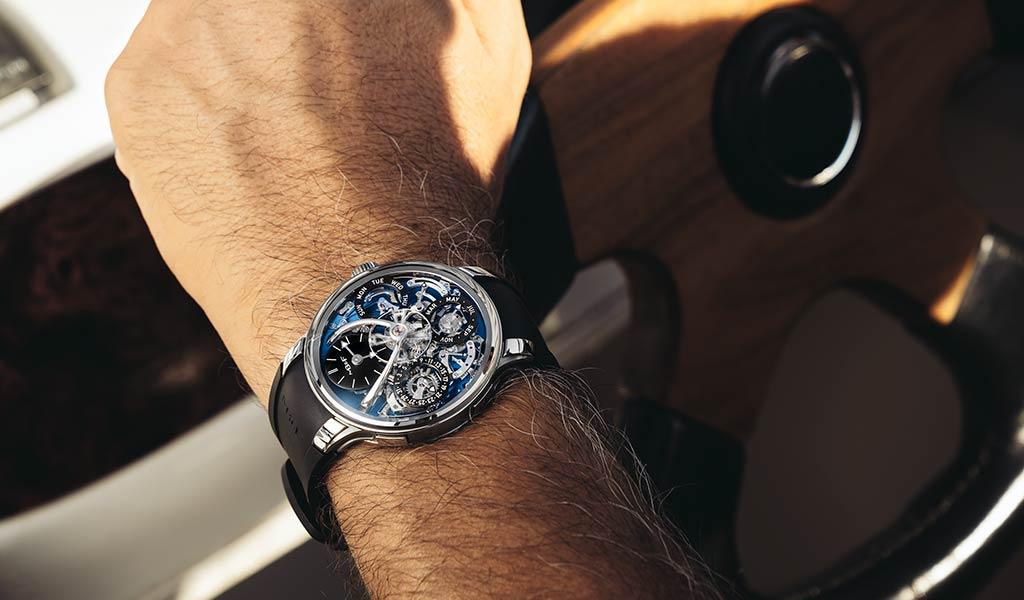Наручные часы Legacy Machine Perpetual EVO