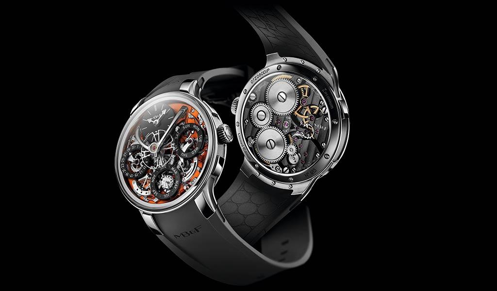 Новинка наручные часы Legacy Machine Perpetual EVO