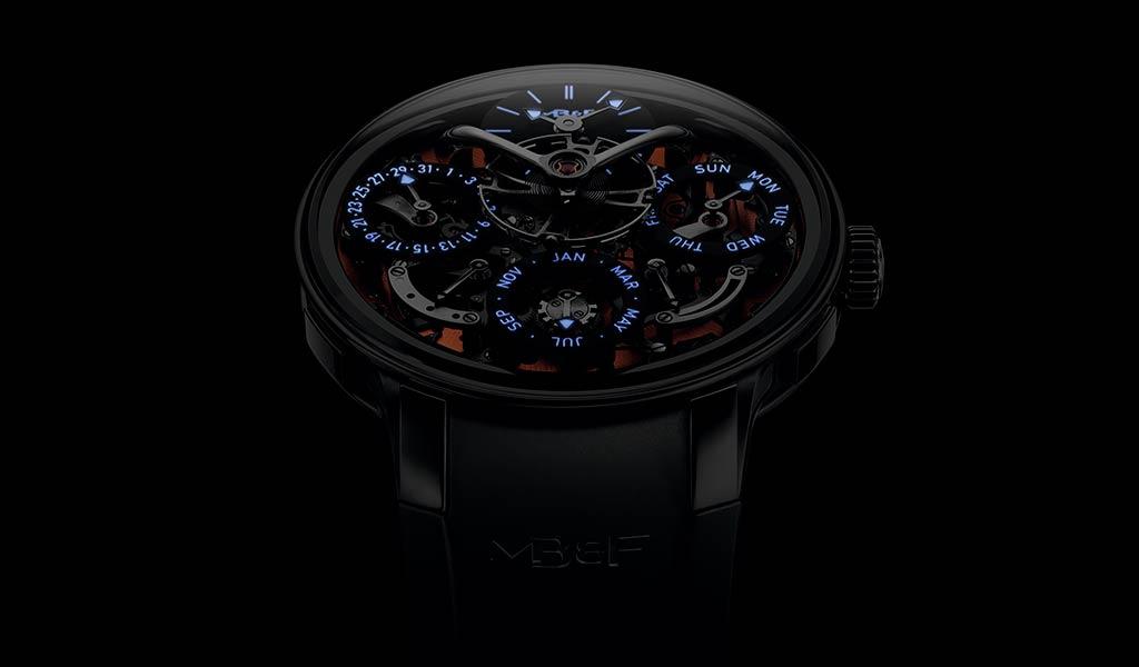 Наручные часы LM Perpetual EVO
