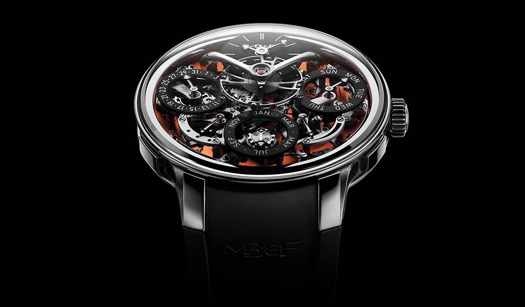 Швейцарские часы LM Perpetual EVO