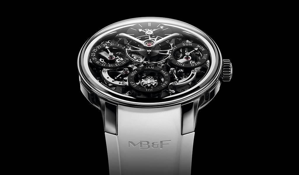 Новые швейцарские часы LM Perpetual EVO