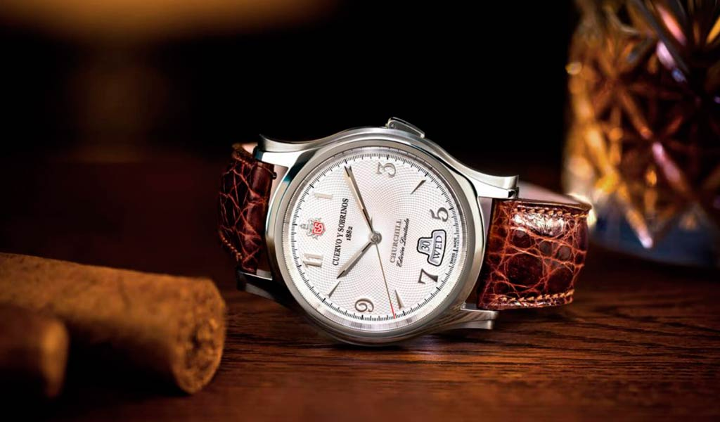 Наручные часы Cuervo y Sobrinos