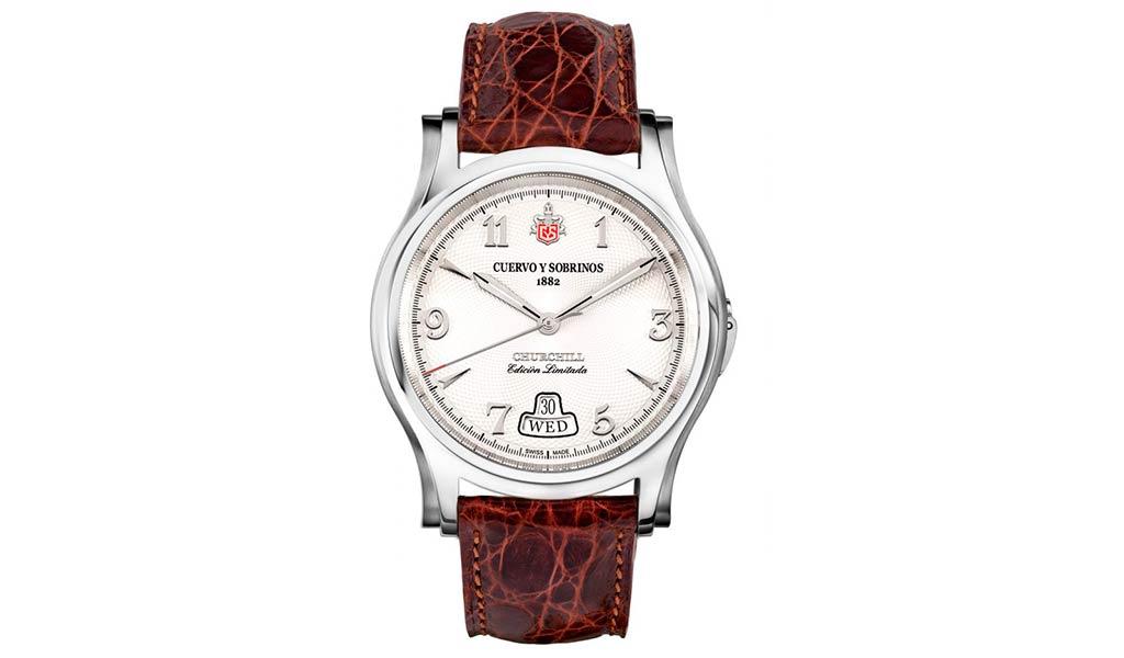 Часы наручные Cuervo y Sobrinos