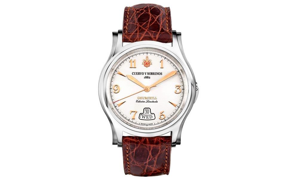 Часы Cuervo y Sobrinos