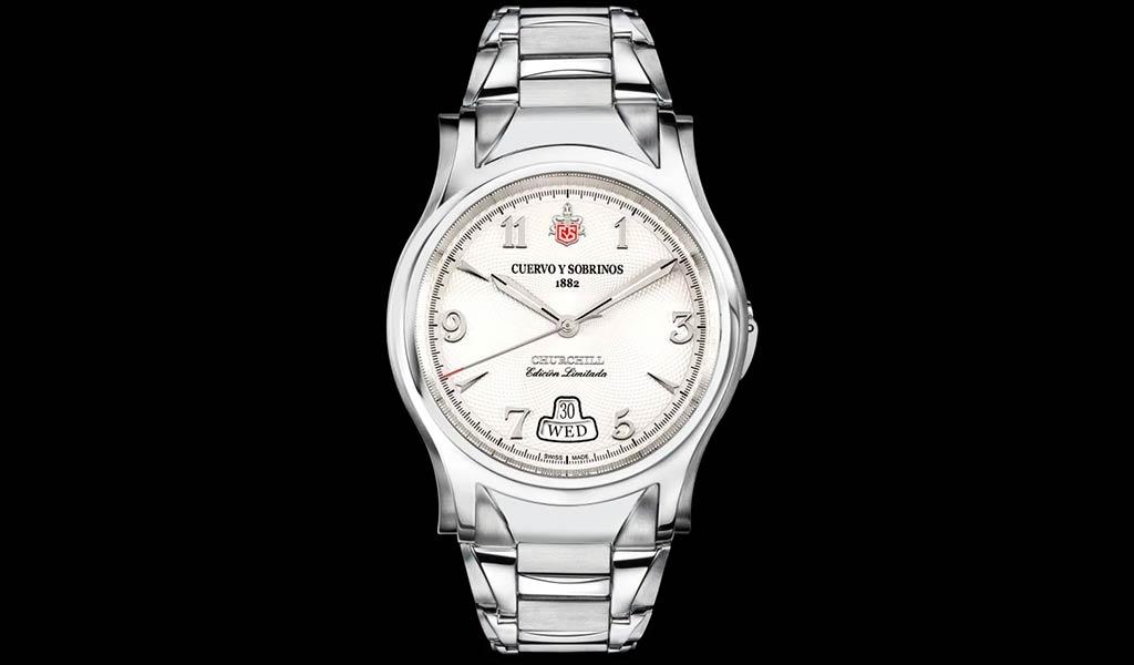 Новые наручные часы Cuervo y Sobrinos