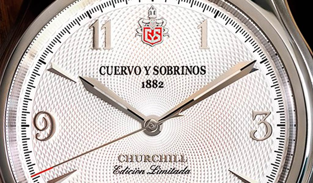 Наручные часы Robusto Churchill
