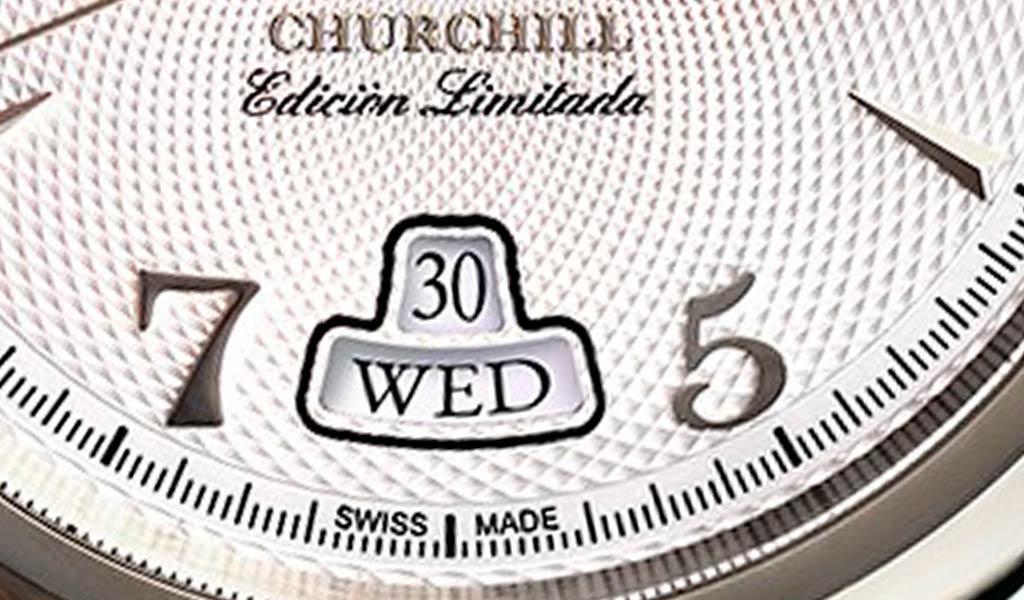 Новые наручные часы Robusto Churchill