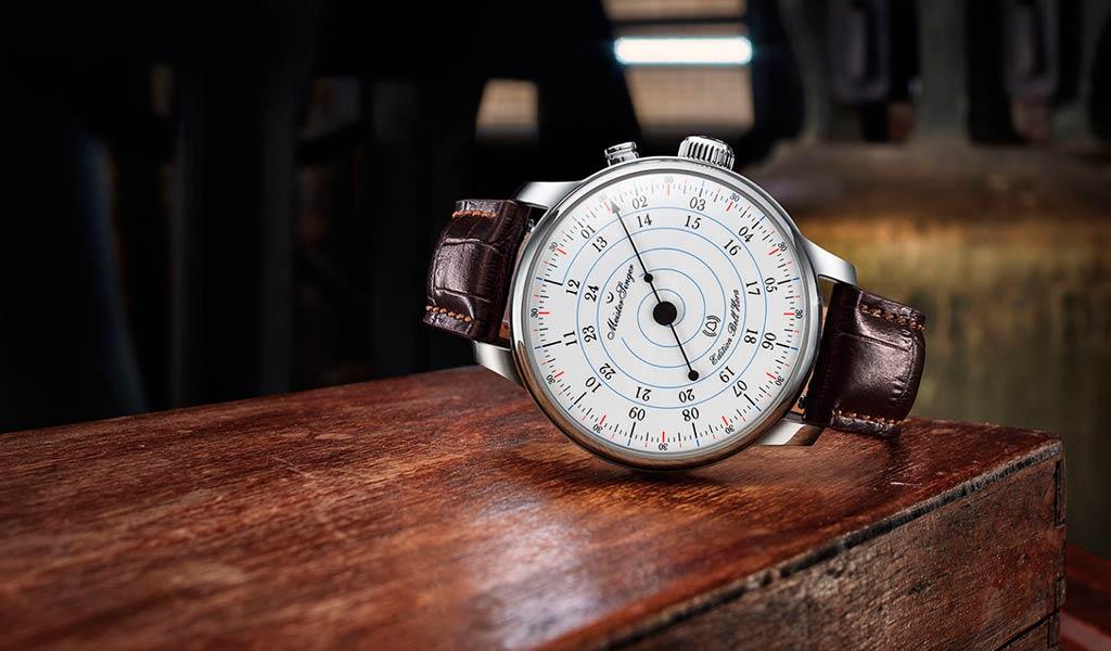 Новые немецкие часы MeisterSinger