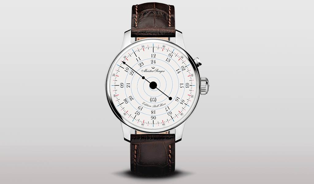 Немецкие наручные часы MeisterSinger