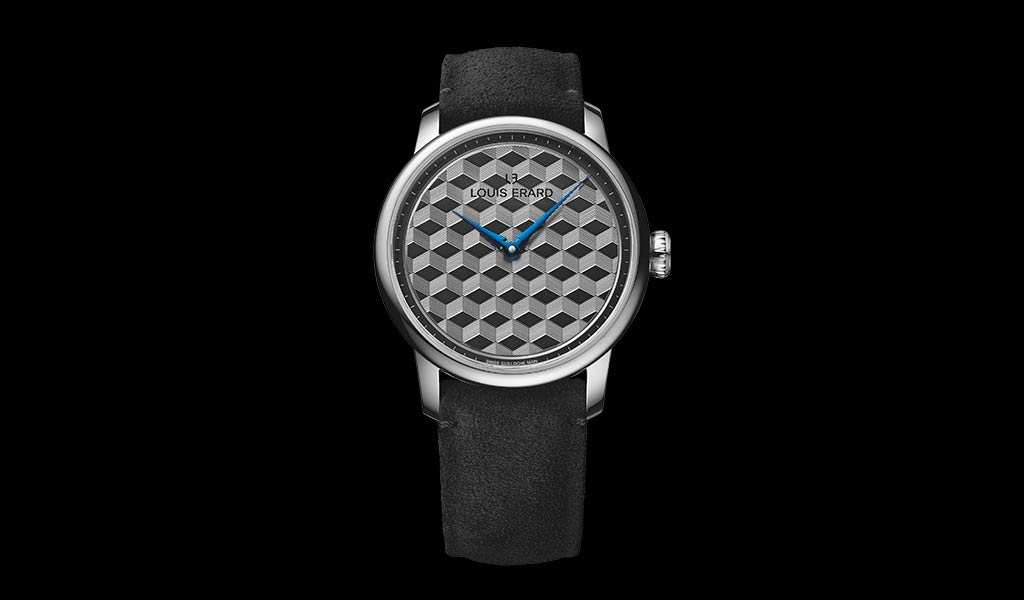 Новые наручные часы Louis Erard