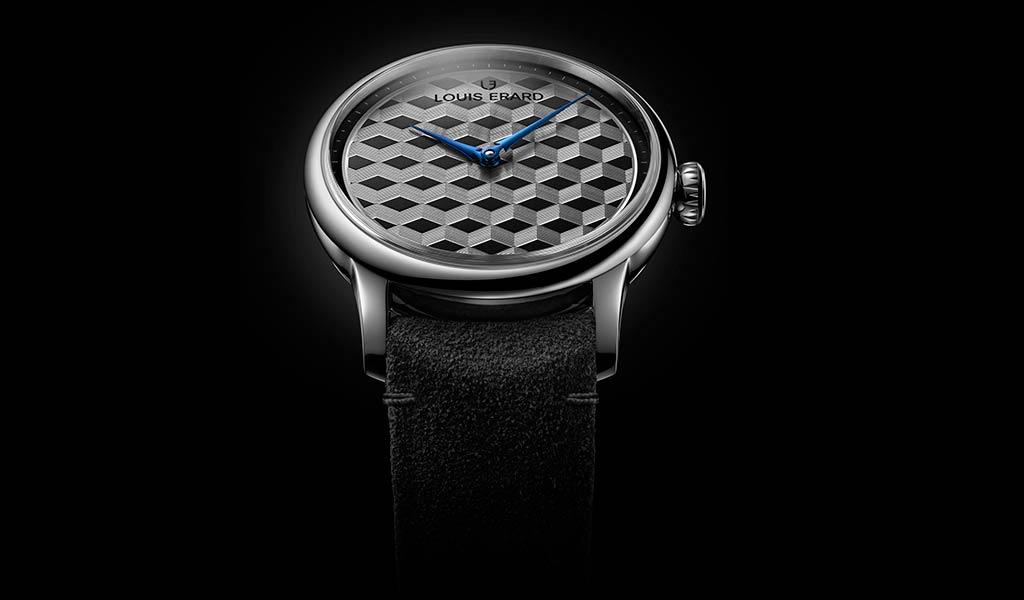 Новые часы Excellence Guilloche Main