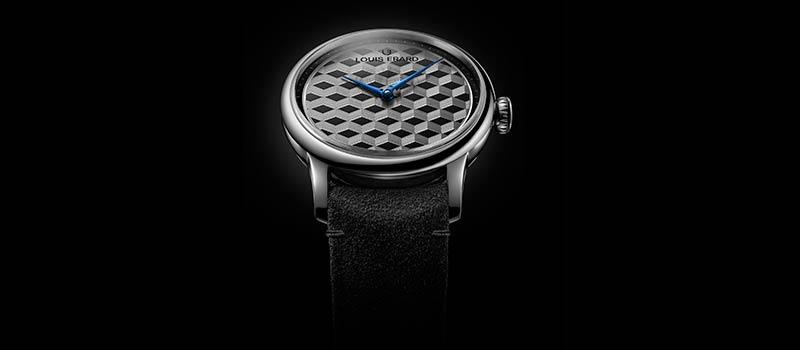 Новые часы Excellence Guilloche Main от Louis Erard