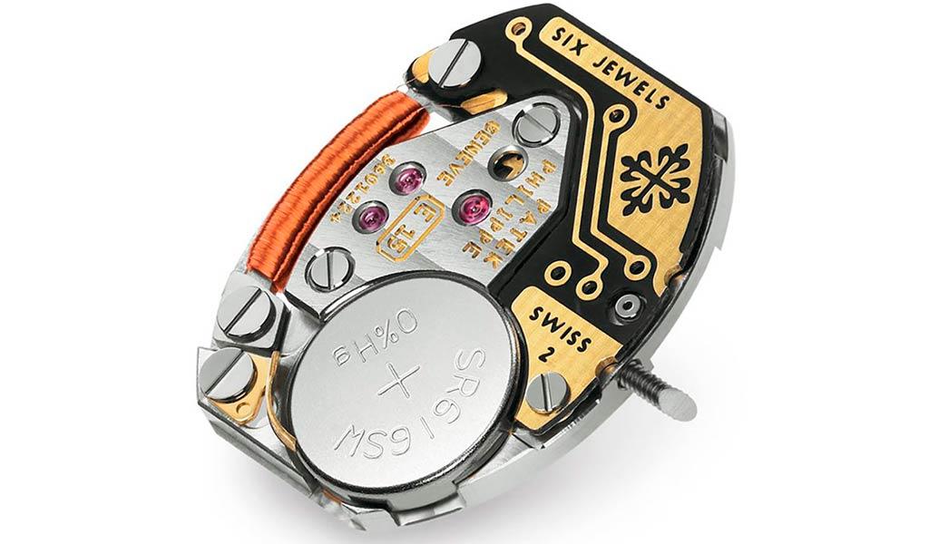 Часовой механизм Patek Philippe Twenty~4