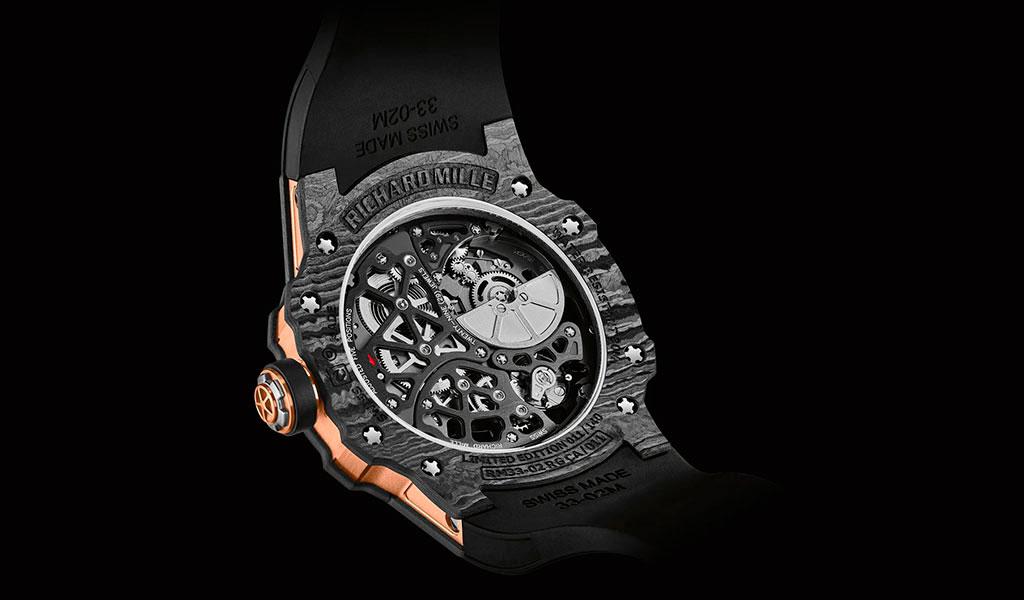 Часы Richard Mille RM 33-02 Automatic