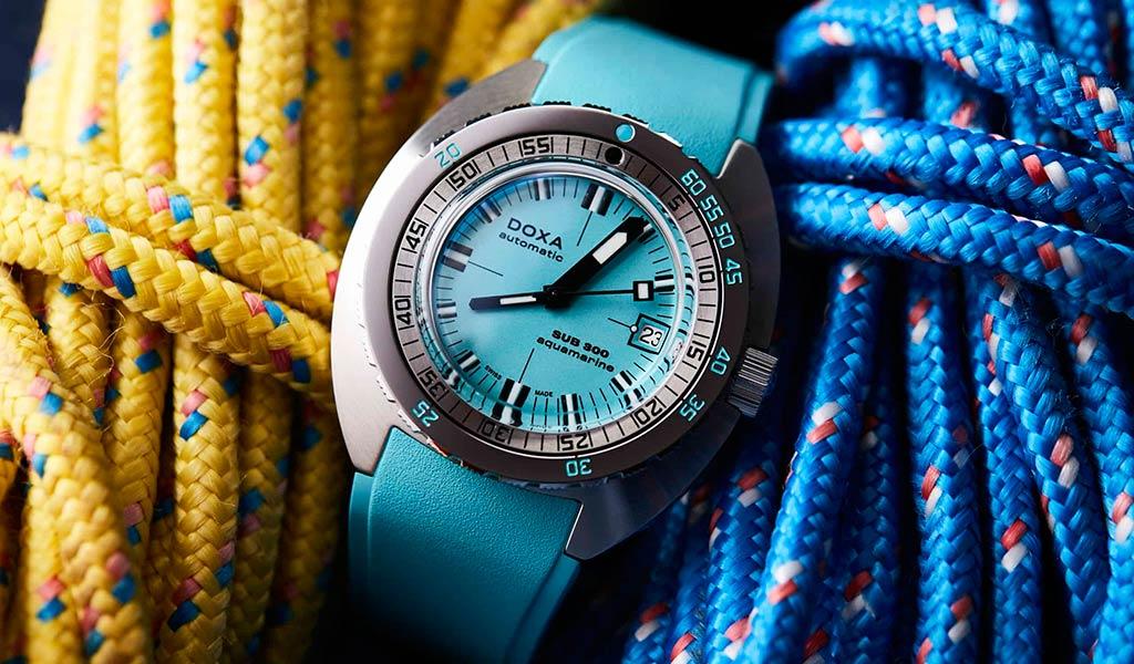 Часы для дайвинга DOXA SUB 300