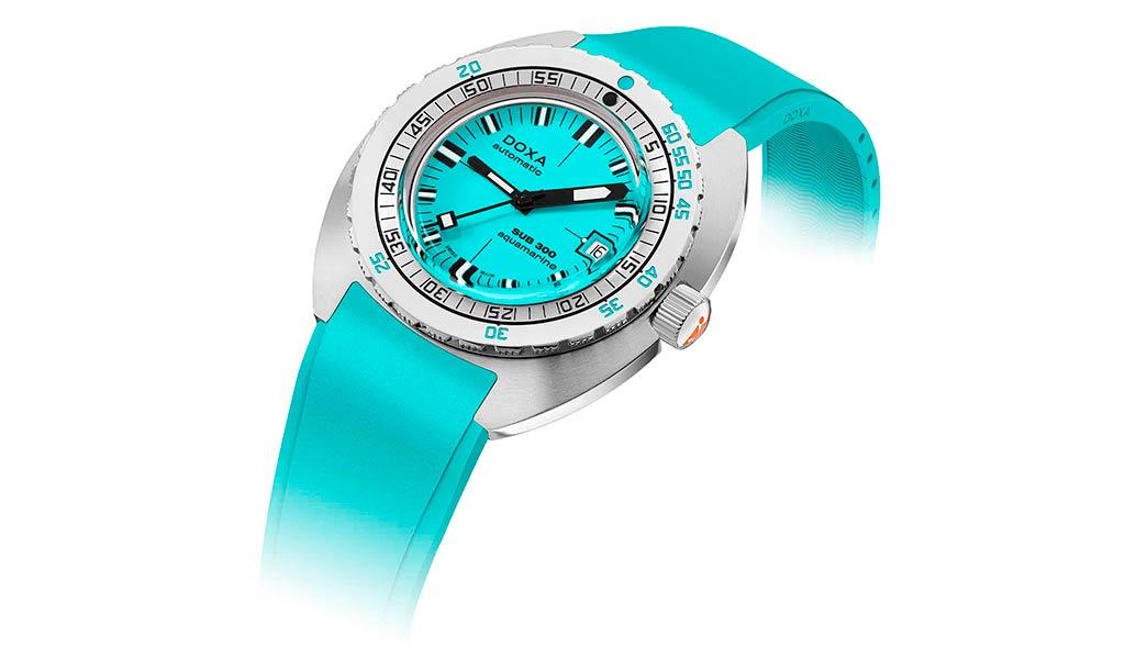 Наручные дайверские часы DOXA SUB 300