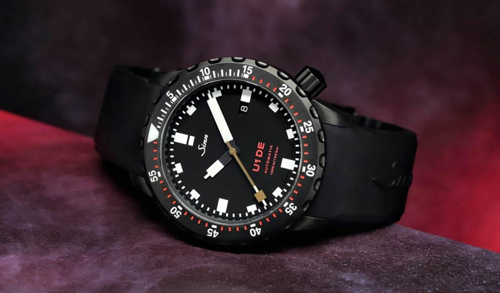 Наручные часы Sinn U1 DE