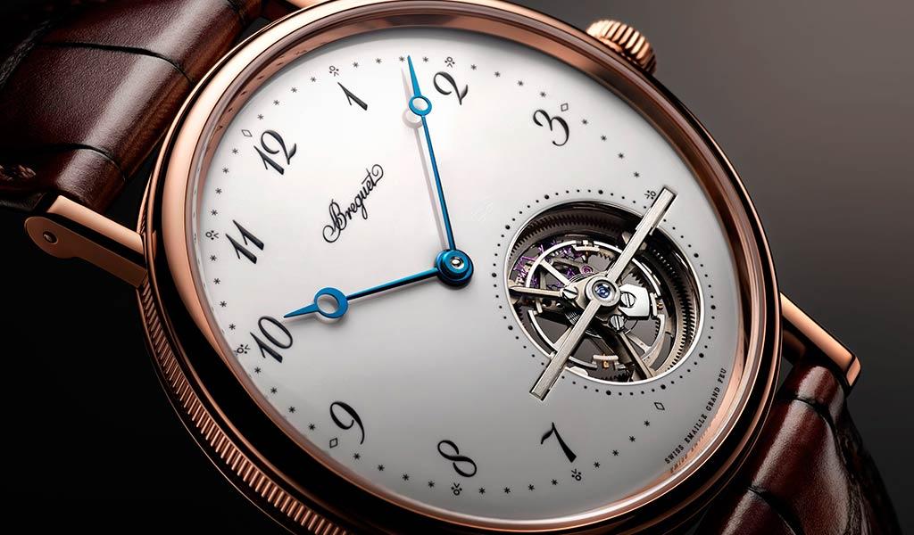 Наручные часы Бреге