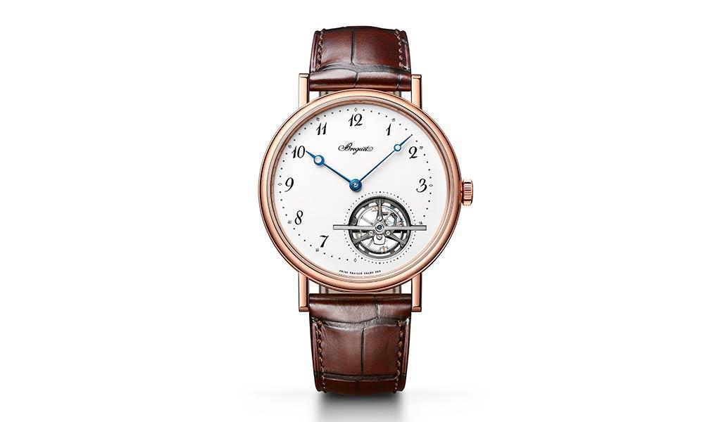 Наручные часы Breguet с турбийоном