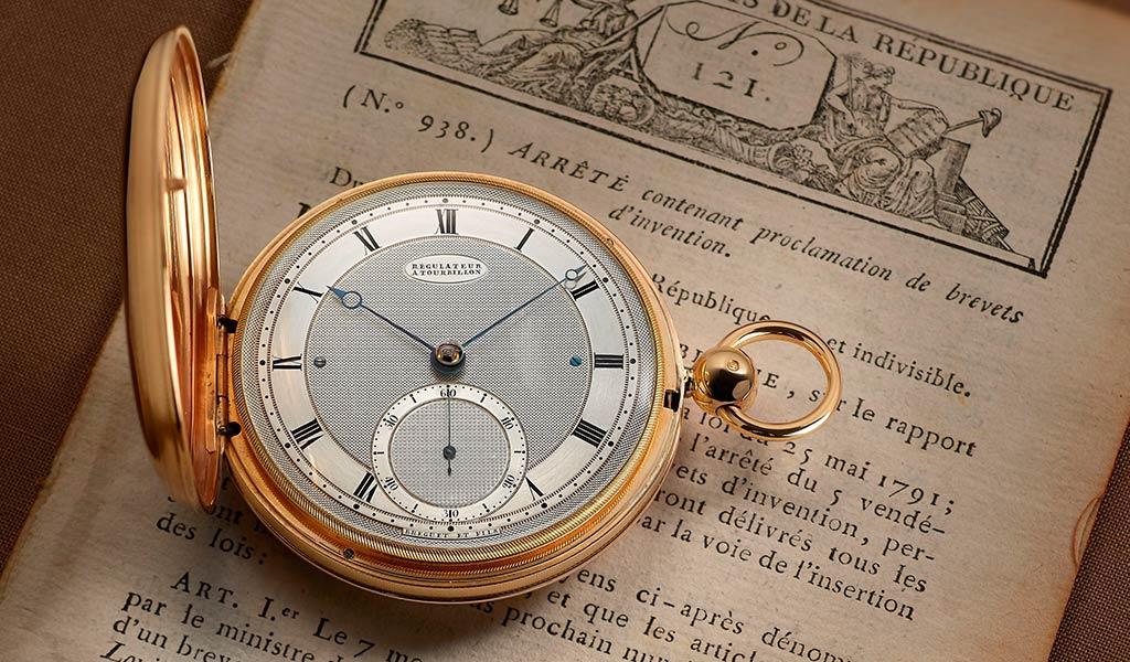 Старинные часы Breguet