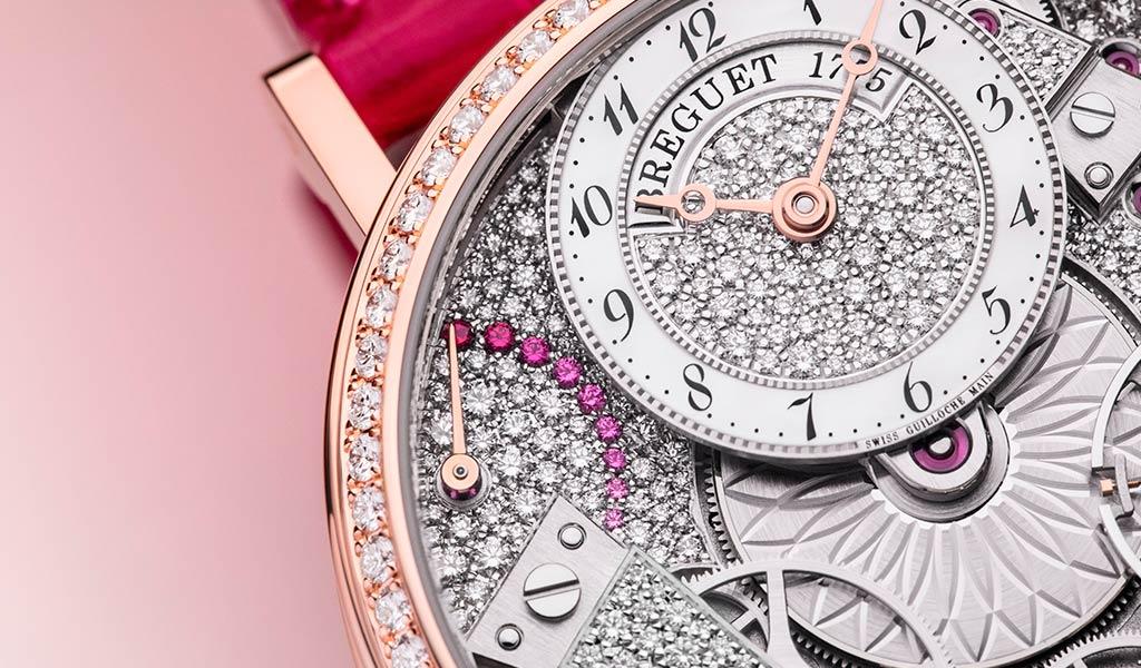 Новые швейцарские часы Breguet Tradition 7035