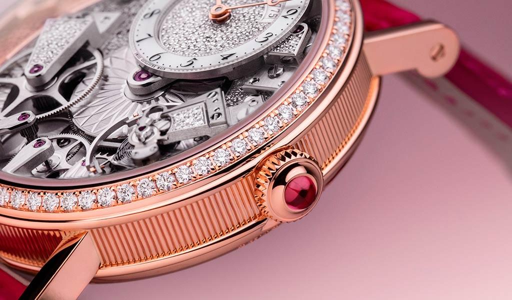 Швейцарские часы Breguet Tradition 7035