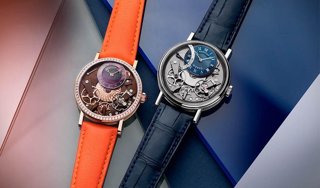 Новинка наручные часы Breguet