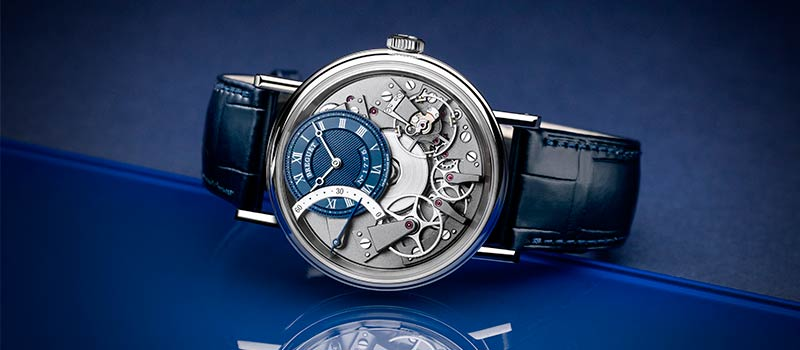 Модель Breguet Tradition Automatique Seconde Retrograde 7097