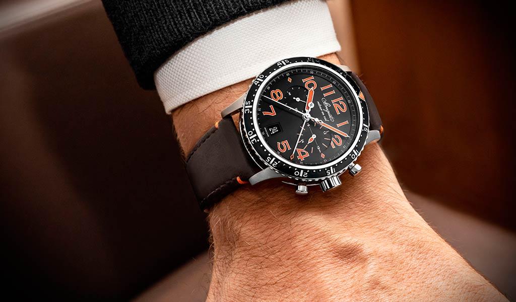 Швейцарские наручные часы Breguet Type XXI 3815