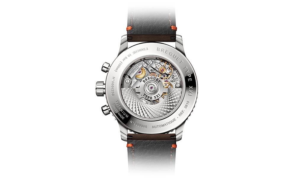 Новый швейцарский хронограф Breguet Type XXI 3815