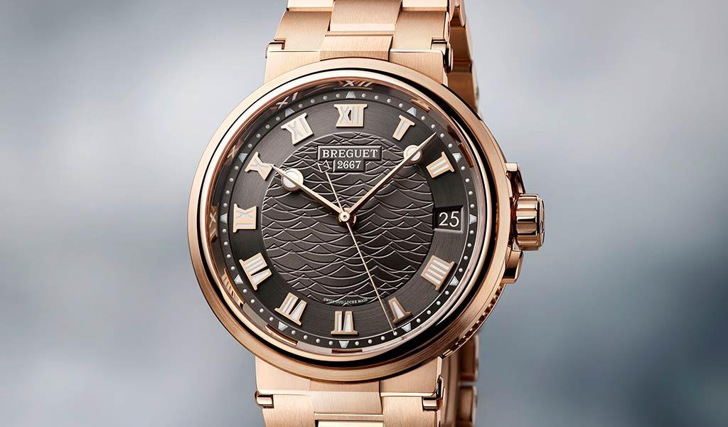 Новые наручные часы Breguet