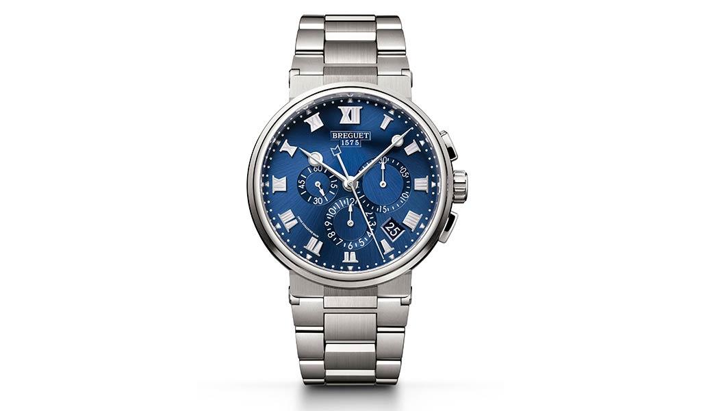 Новые швейцарские часы Бреге
