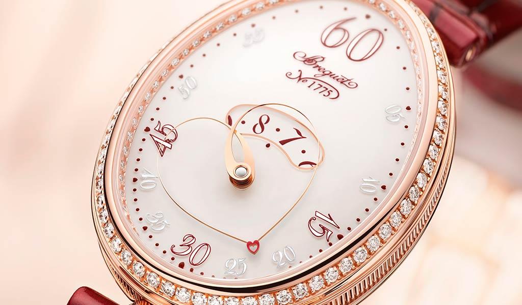 Новые женские часы Breguet