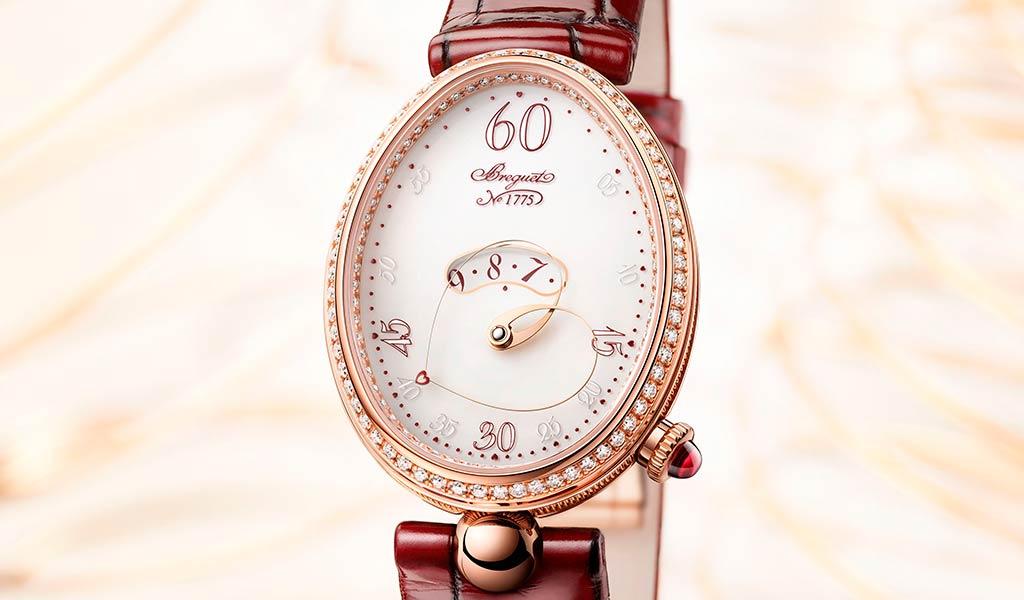 Женские наручные часы Бреге