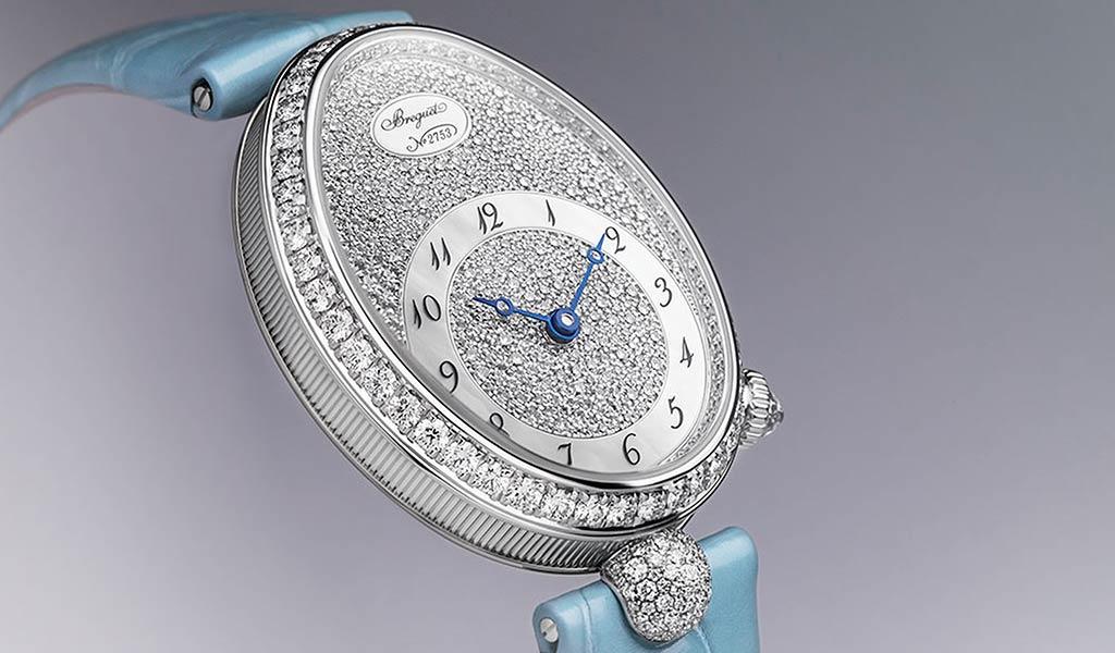 Женские часы Breguet Reine de Naples 8938