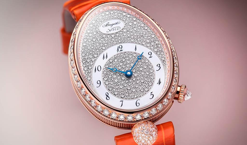 Женские наручные часы Breguet Reine de Naples 8938