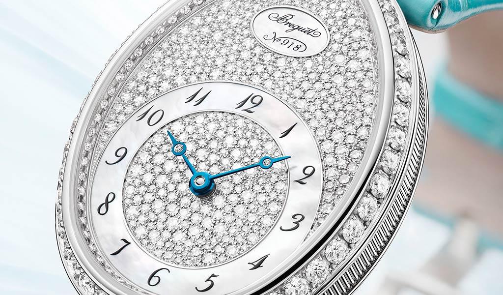 Швейцарские часы Breguet Reine de Naples 8938