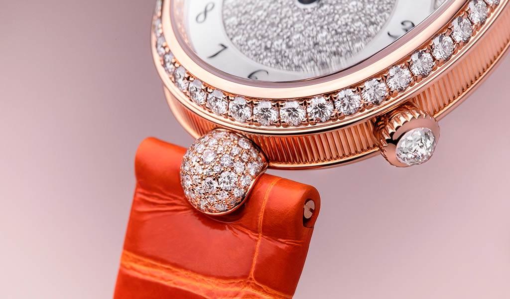 Швейцарские механические часы Breguet Reine de Naples 8938