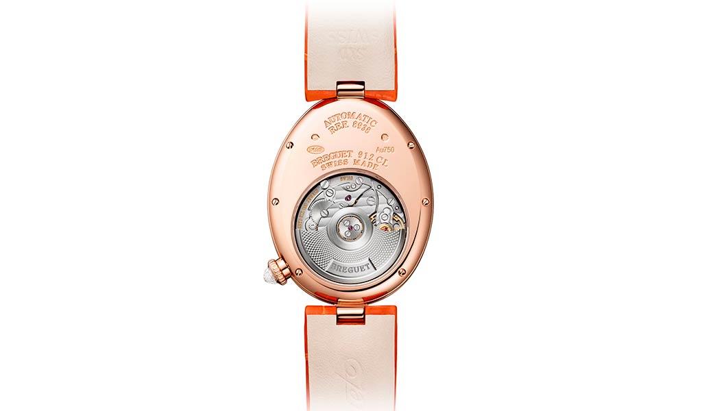 Новые механические часы Breguet Reine de Naples 8938