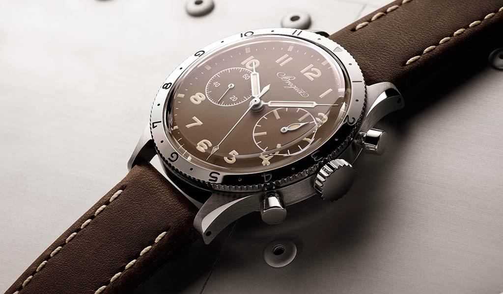 Уникальный швейцарский хронограф Breguet Type XX