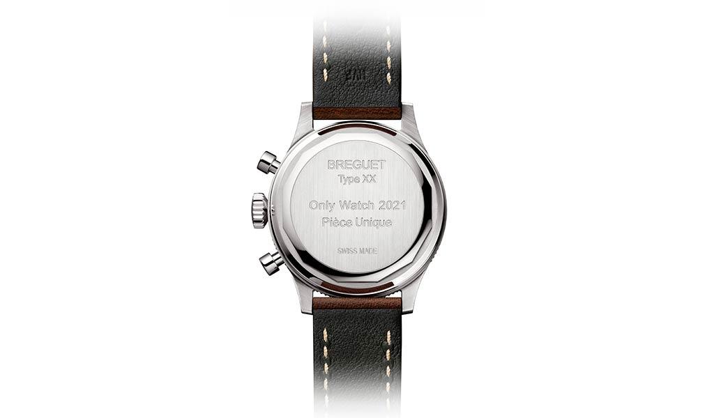Швейцарские часы для благотворительного аукциона Breguet Type XX