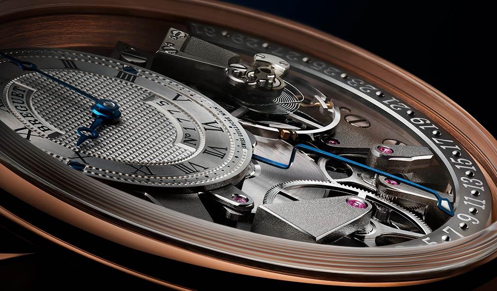 Новые часы Breguet
