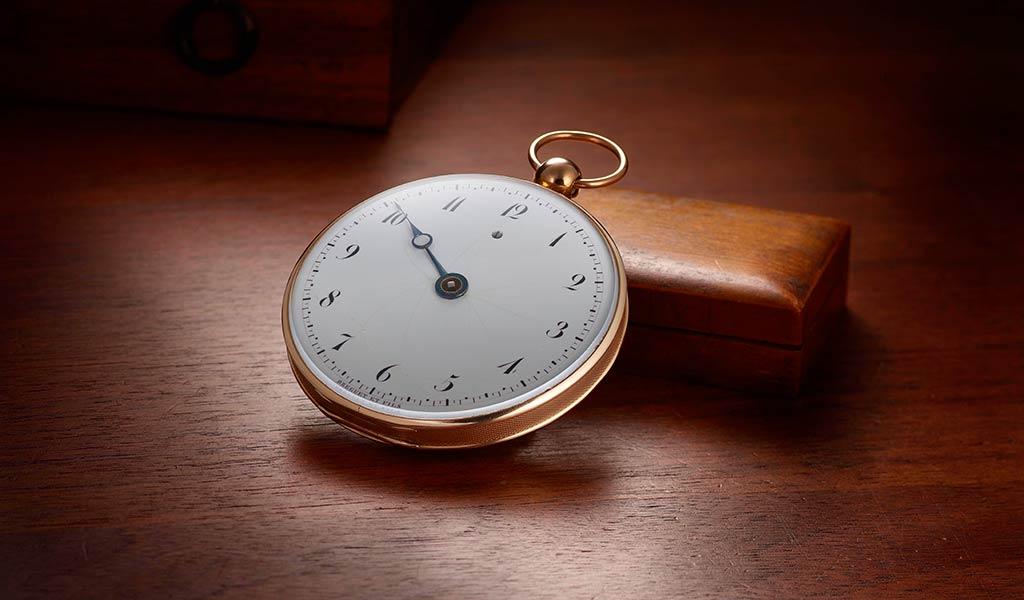 Карманные часы Бреге